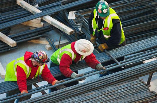 Despiden a 14,950 trabajadores de la construcción