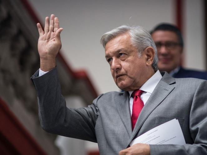 Detalla López Obrador programa de empleo permanente