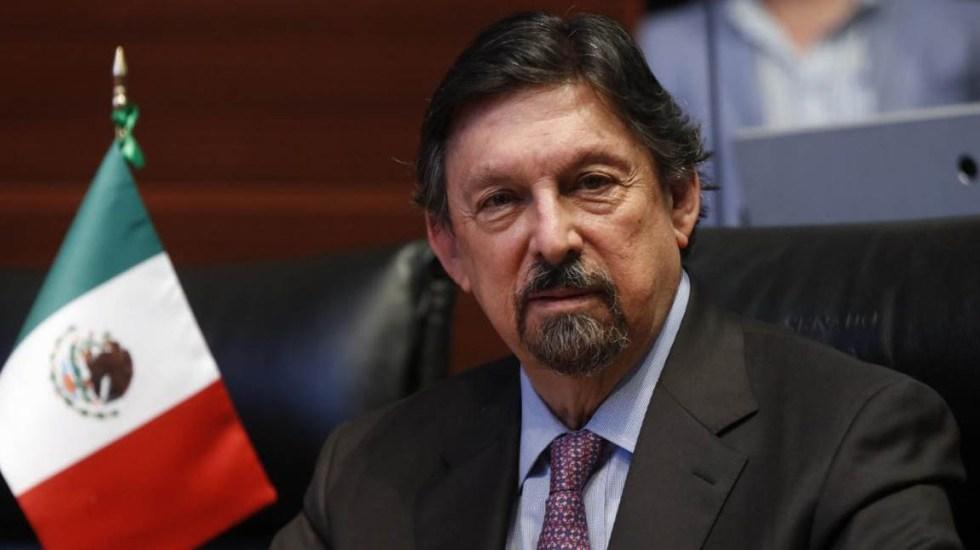 Dictamen en Senado legaliza el 'outsourcing': Gómez Urrutia