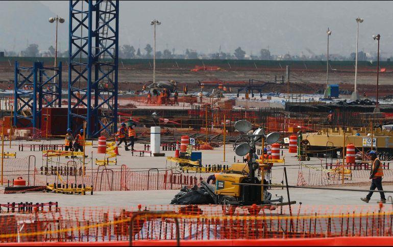 Dinero de Afores está protegido en proyecto de nuevo aeropuerto