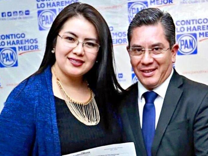 Diputado del PAN hereda puesto a su esposa en el Congreso de la CDMX