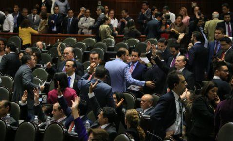 Diputados avalan en lo general la Ley de Ingresos 2017