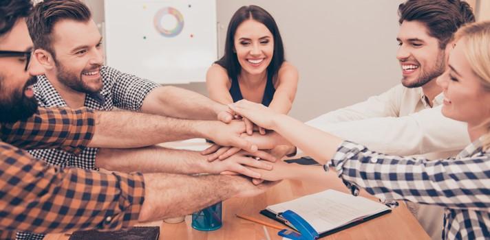 Disfrutar a los millennials en el mundo laboral