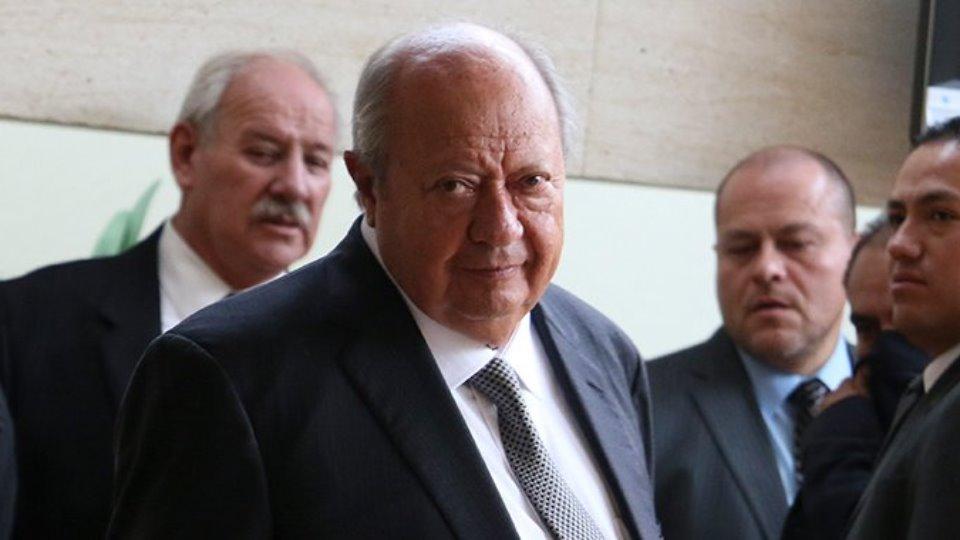 Disidentes de STPRM buscan juicio político de Romero Deschamps