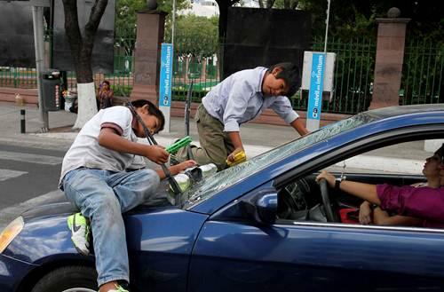 Disminuye empleo infantil en México