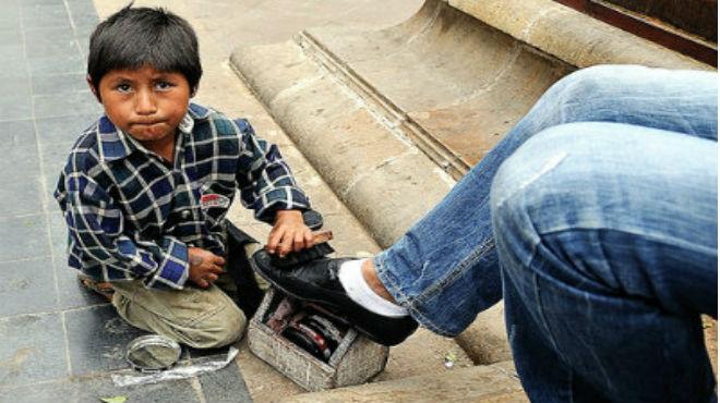Disminuye trabajo infantil en México