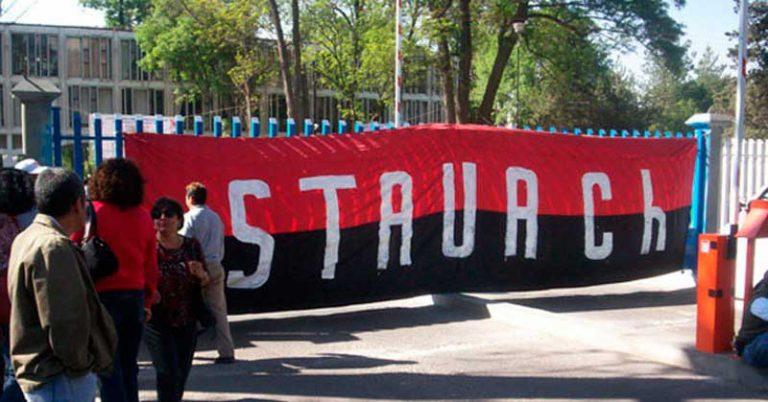 Doblan a un sindicato en Chapingo, el otro se resiste y sigue la huelga