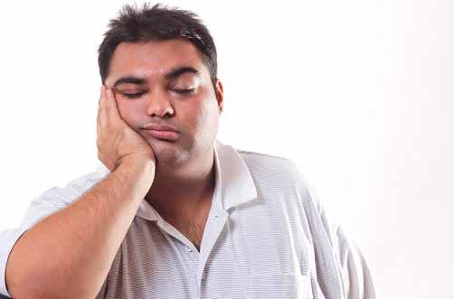 Dormir poco podría causar obesidad