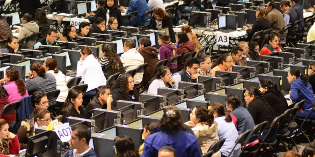 Echan del CNTE a 150 docentes por pasar pruebas de la SEP