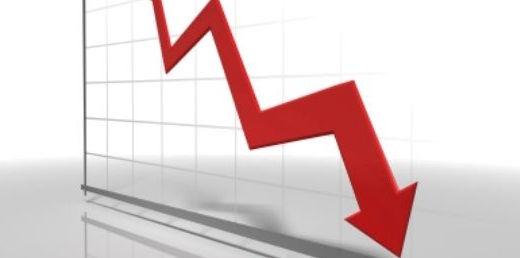 Economía en desplome