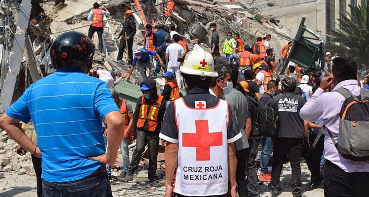 Ejercito de psicólogos para atender impactos del sismo