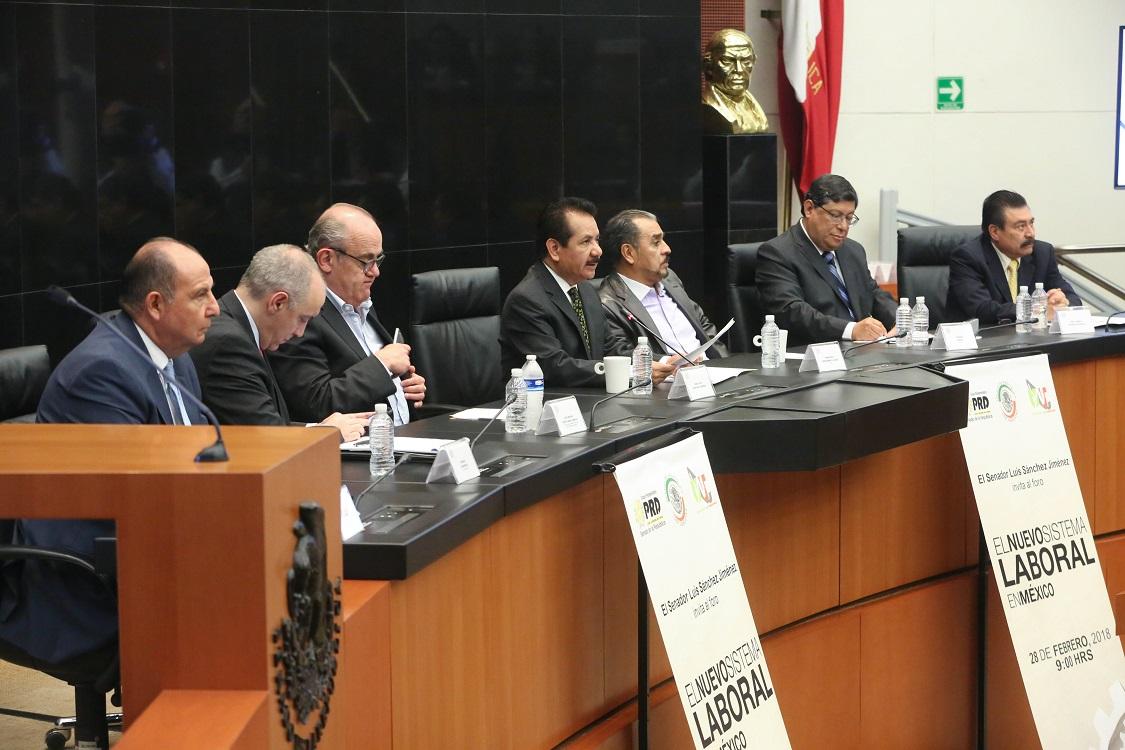 El 8 de noviembre se presentarán iniciativas de la Reforma Laboral en el Congreso