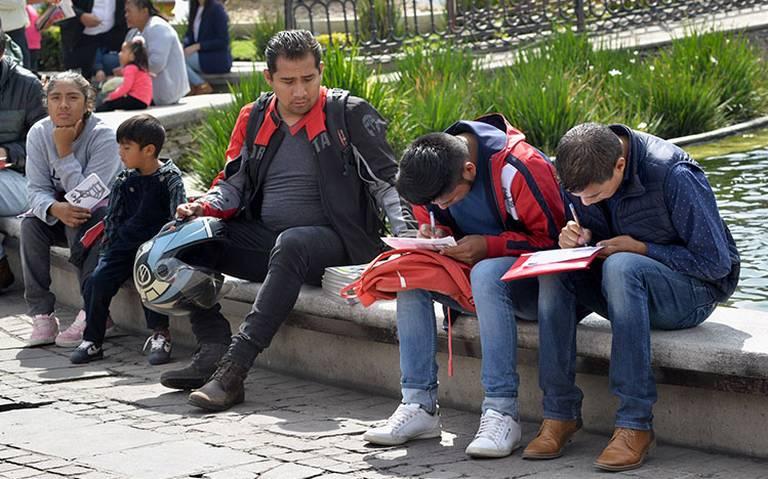 El desempleo eleva riesgos de impago, advierte Banxico