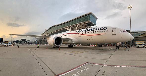 """El futuro de Aeroméxico en """"plena votación"""" de pilotos"""