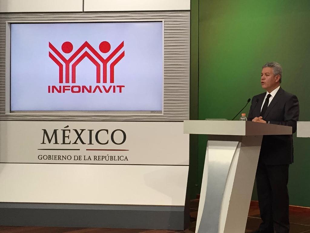 El Infonavit amplió su capacidad de crédito para vivienda