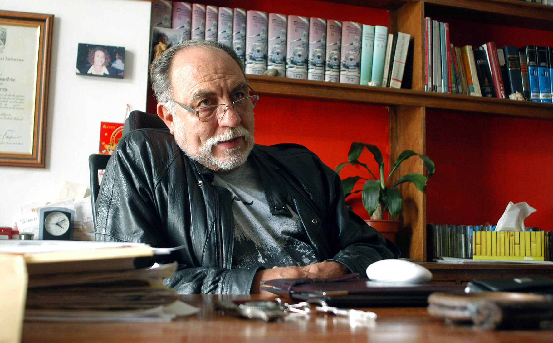El plan de justicia cotidiana promueve el autoritarismo laboral: Alfonso Bouzas