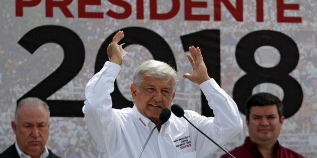 """El """"poder económico"""" frena a AMLO y Morena"""