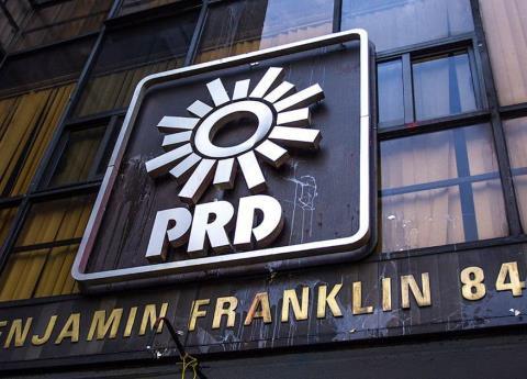El PRD carece de tabulador de salarios