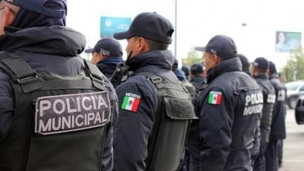 El salario mínimo de los policías municipales es de 88.36 pesos diarios
