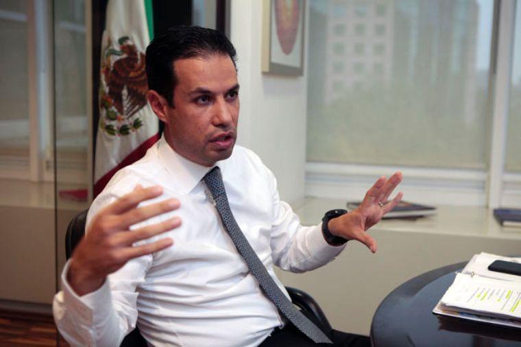 El ungido en el IMSS es: Tuffic Miguel Ortega; llega este jueves