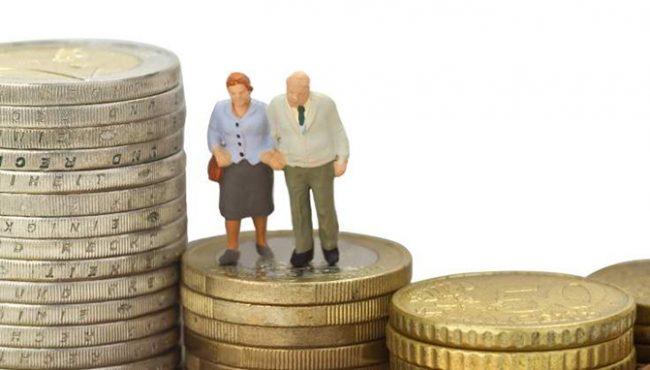 Ellos tienen las mejores pensiones del gobierno.