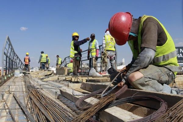 Empíricos, 95% de los trabajadores de la construcción