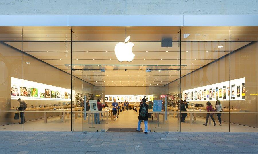 Empleados de Apple Store roban imágenes de clientes