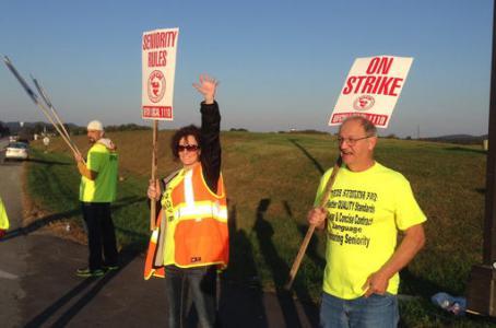Empleados de destilerías de Jim Beam se declaran en huelga