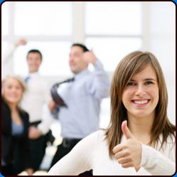 Empleados felices, empleados productivos…
