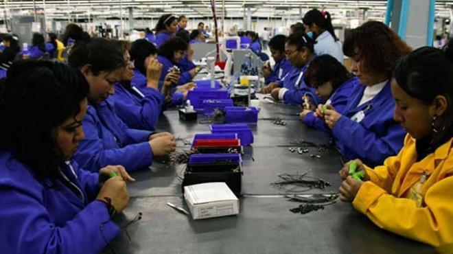 Empleo en industria manufacturera modera su avance en septiembre