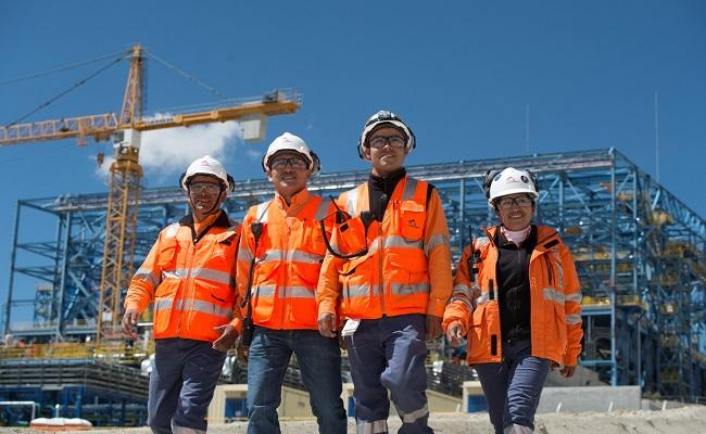 Empleo en minería crece 4.8 por ciento en 2017