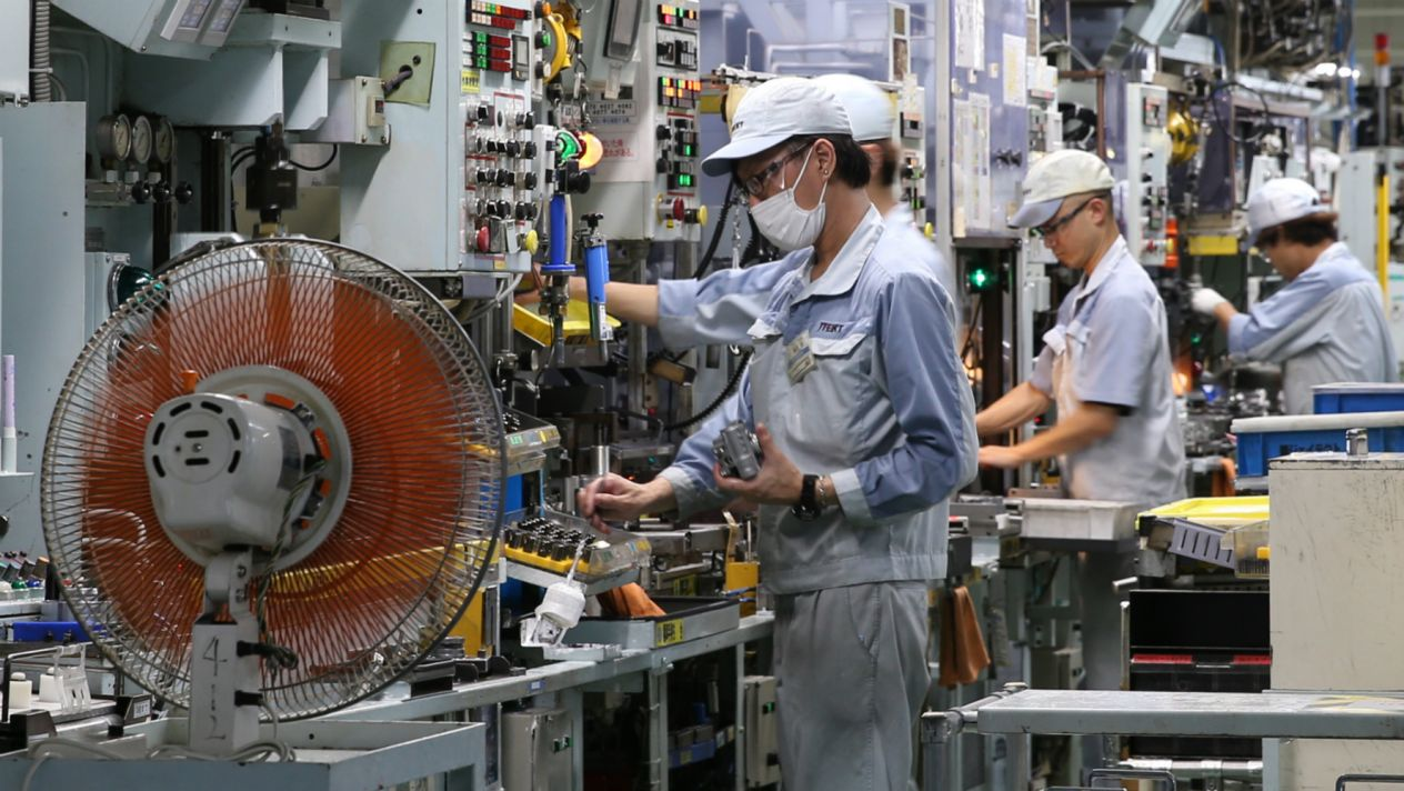 Empleo en sector manufacturero sube durante 2018