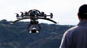 Empleos del futuro: piloto de drones