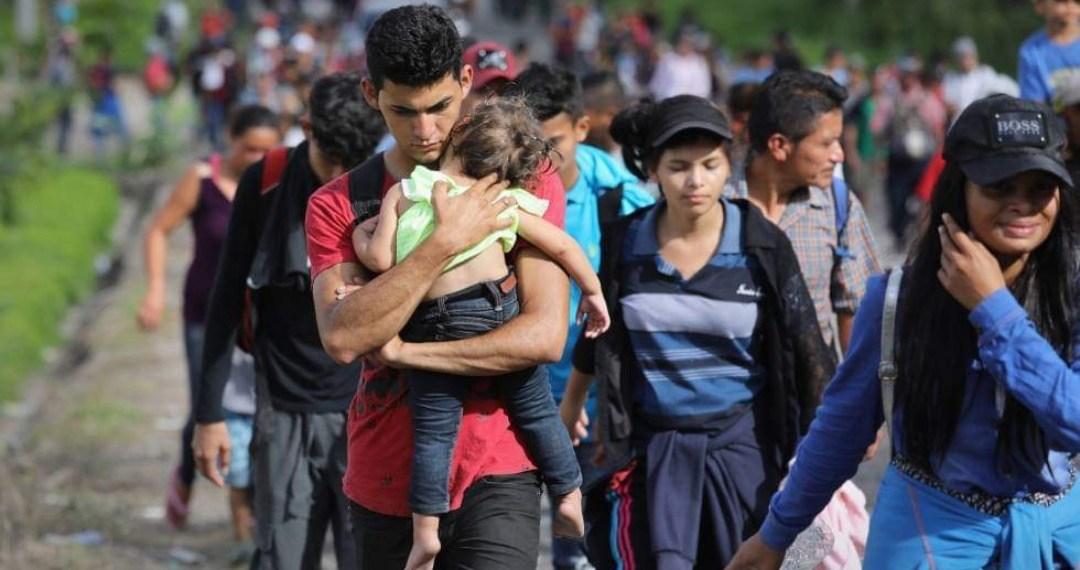 Empresarios, dispuestos a dar empleo a migrantes de caravana: Coparmex