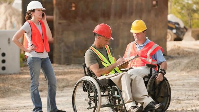 Empresarios firman convenio de inclusión laboral