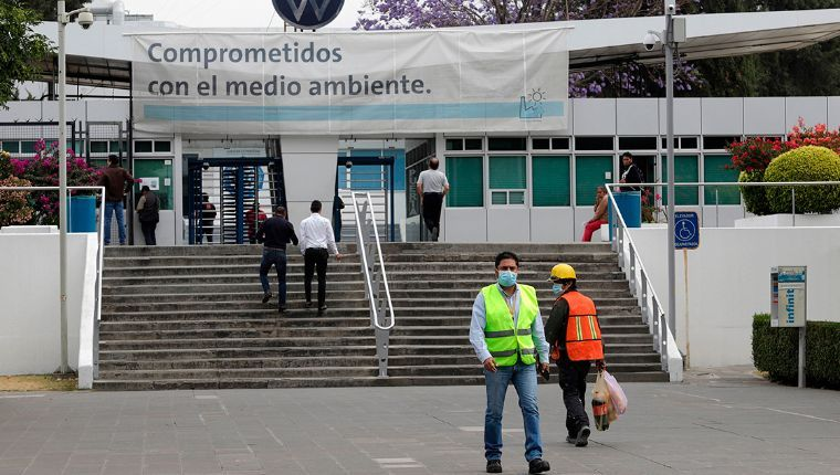 Empresas alemanas en México analizan concretar despidos