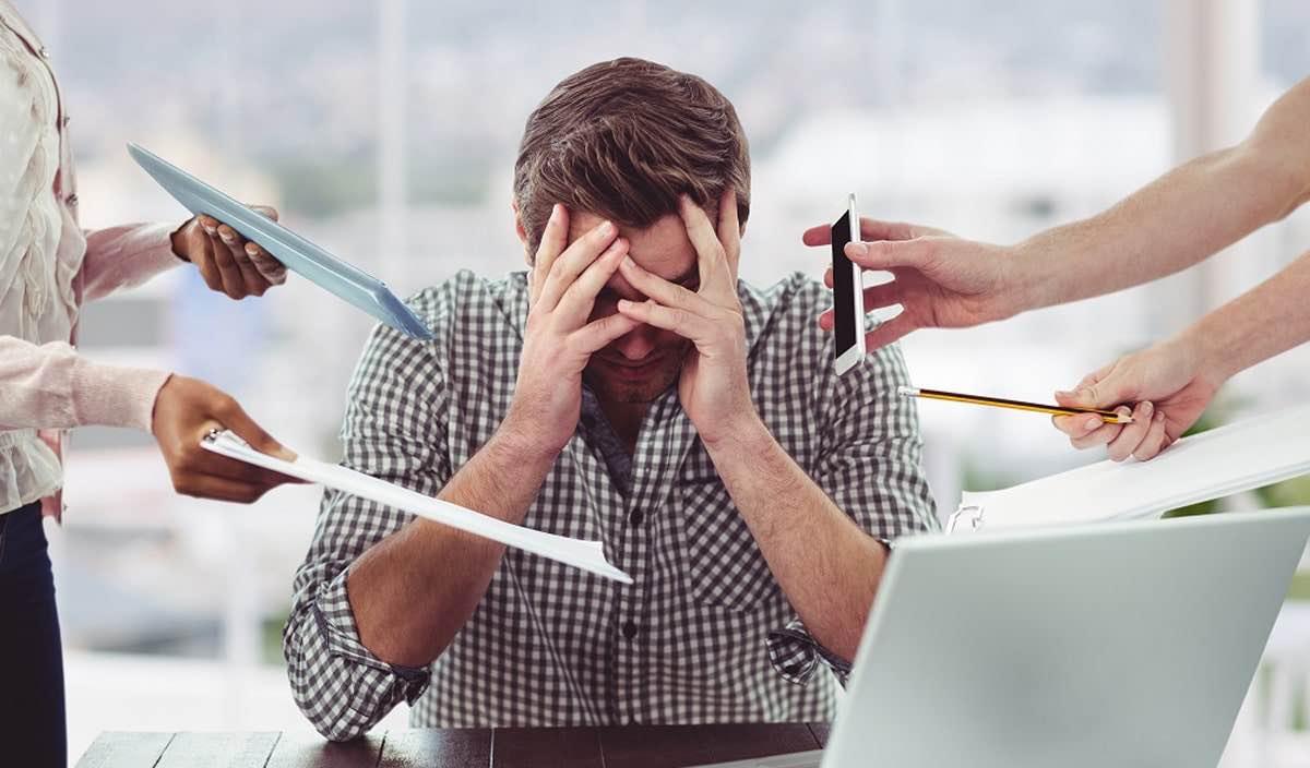 Empresas deben tener planes contra el estrés