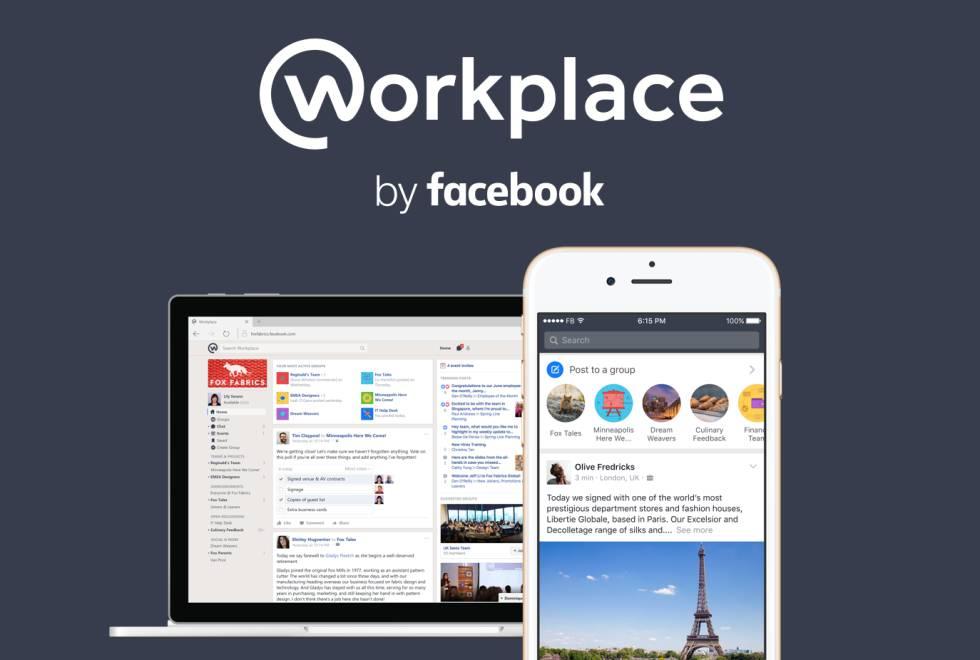 Empresas podrán acceder a Workplace