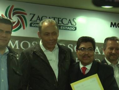 Empuja ISSSTE infraestructura médica en Zacatecas