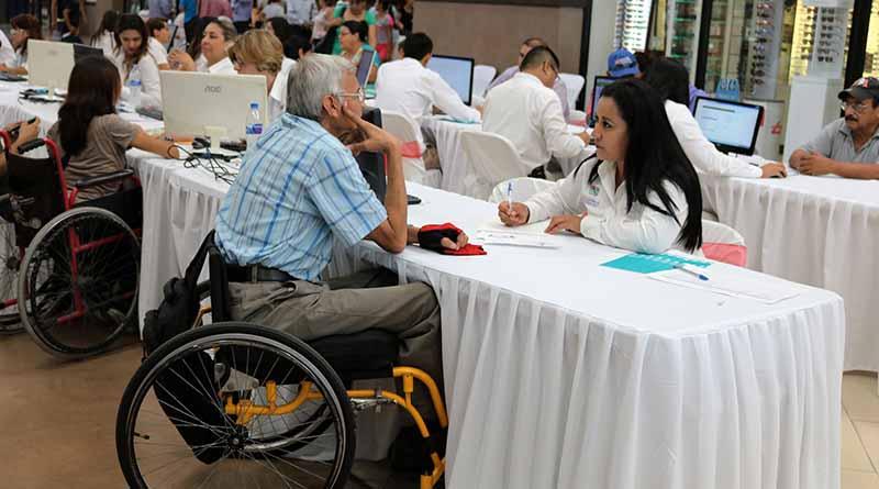 En 5 años más de 180 mil adultos mayores obtuvieron empleo formal