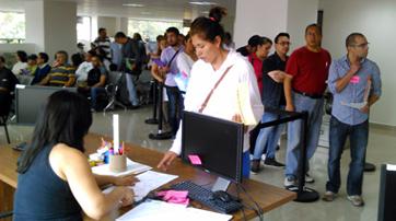 En 9 años, 355 mil reciben Seguro de Desempleo