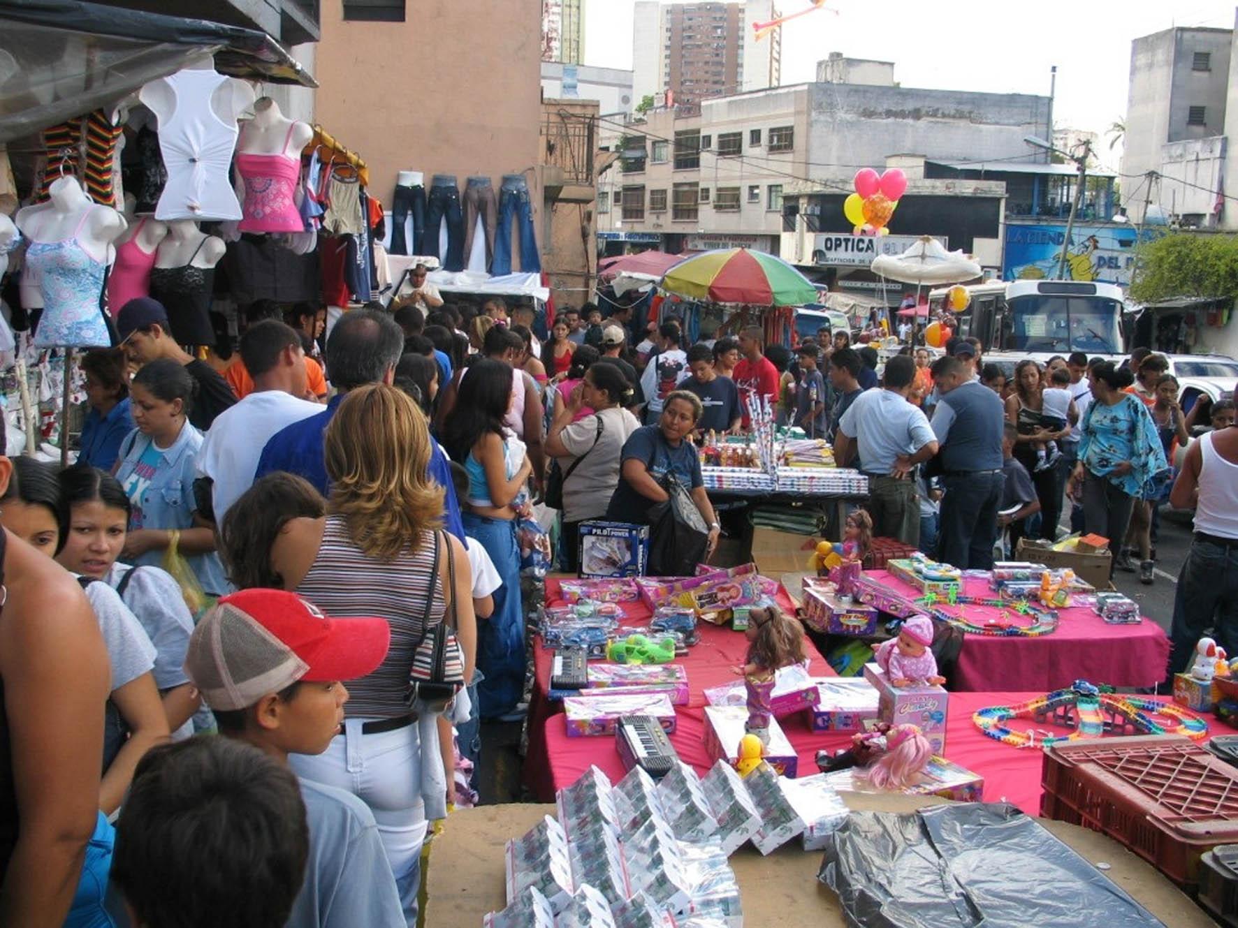 En el sector informal, seis de cada 10 personas ocupadas en el país