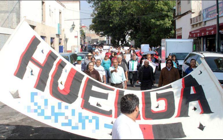 En huelga, 14 mil 644 trabajadores de distintas empresas: STPS
