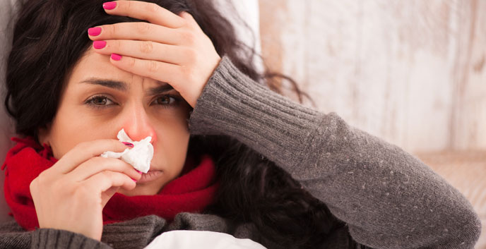 En invierno, 60% de las consultas por enfermedades respiratorias