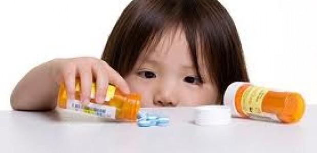 En invierno incrementa intoxicación en niños por medicamentos