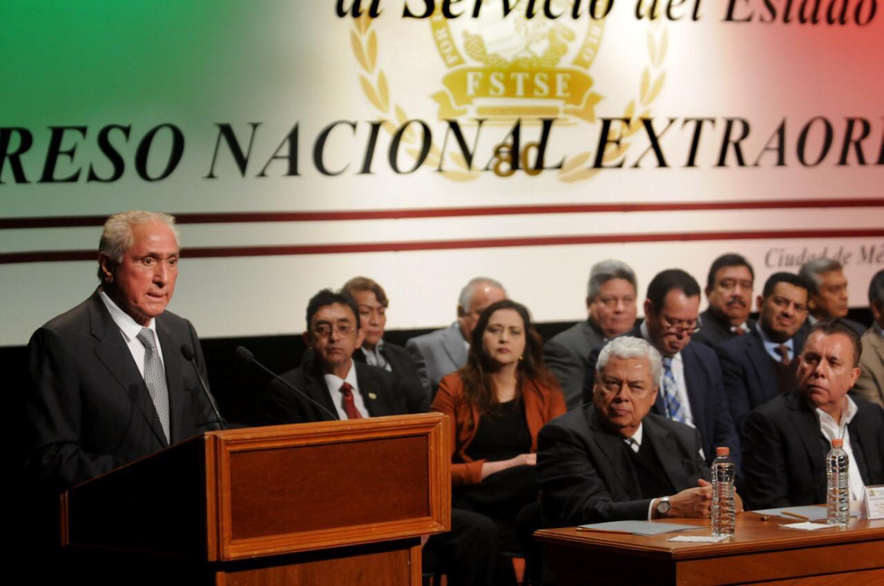 En la FSTSE no hay doblez; hay concertación y respeto a la investidura presidencial: Joel Ayala