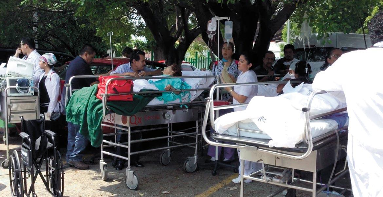 En Morelos, el sismo afectó la infraestructura del IMSS