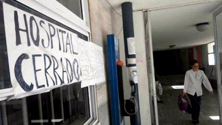 En paro Hospitales Civil de Guadalajara