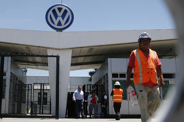 En riesgo empleo de 450 eventuales en Volkswagen