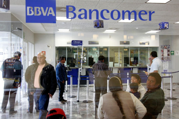 En seis meses BBVA Bancomer despide a mil 1,159 empleados